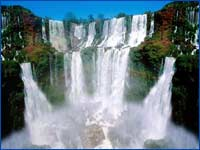 Iguazu National Park in Misiones
