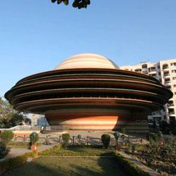 Indira Gandhi Planetarium in Lucknow
