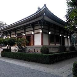 Indosan Nippon Japanese Temple in Bodhgaya