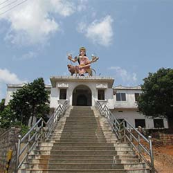 Indrani Panchdurga Parmeshwari Temple in Udupi