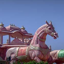 ISKCON Temple Anantapur in Anantapur