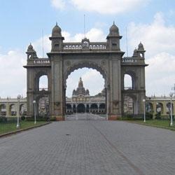 Jaganmohan Palace in Mysore