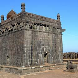 Jagadishwar Temple in Raigad