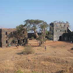 Jaigad Fort in Ratnagiri