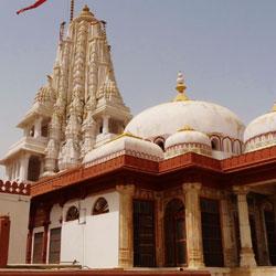 Jain Temple Bhandasar in Bikaner