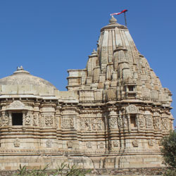 Jain Temple in Chittorgarh