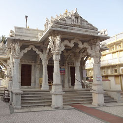 Jain Temple - Daman in Daman & Diu