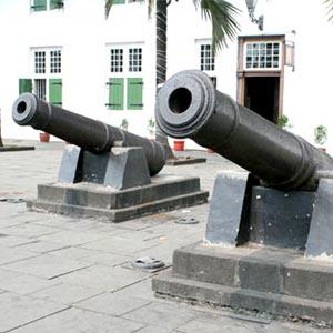 Jakarta History Museum in Jakarta