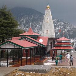Jakhni Mata Temple in Palampur