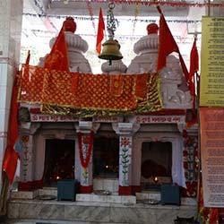 Jakholi Temple in Solan