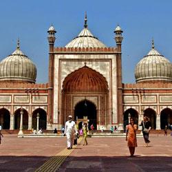 Jama Masjid in Bhopal