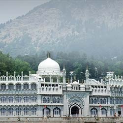 Jama Masjid Mosque in Nainital