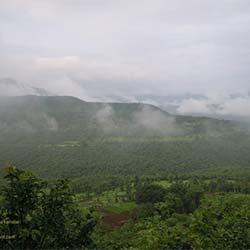 Jamboti Hills in Belgaum