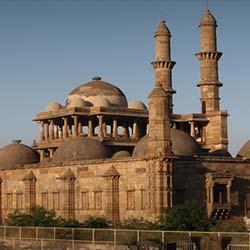 Jami Masjid in Raichur