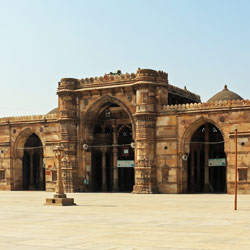 Jami Masjid in Ahmedabad