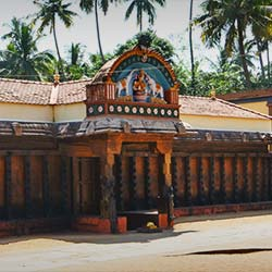 Janardhanaswamy Temple in Varkala