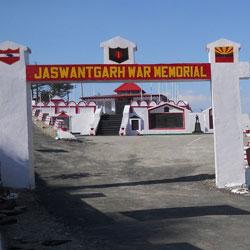Jaswant Garh War Memorial in Tawang