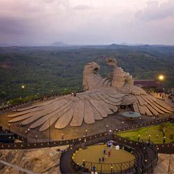 Jatayupara in Kollam