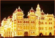 Jayachamarajendra Art Gallery in Mysore
