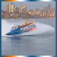Jet Boat Ride in Sydney in Sydney