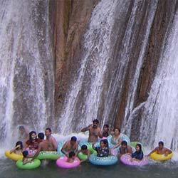 Jharipani Falls in Mussoorie