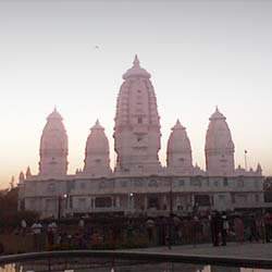 JK Temple in Kanpur