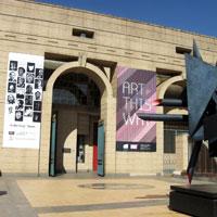 Johannesburg Art Gallery in Johannesburg