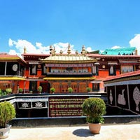Jokhang Temple in