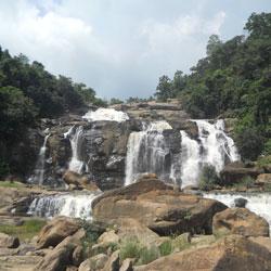 Jonha Falls in Ranchi