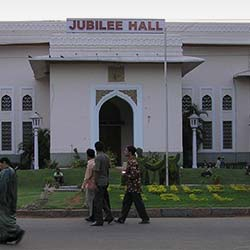 Jubilee Hall in Kapurthala