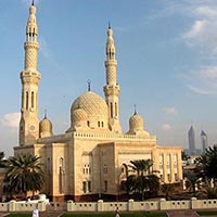Jumeirah Mosque  in