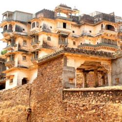 Juna Mahal in Dungarpur