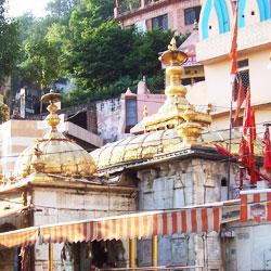 Jwalamukhi Temple in Dharamshala
