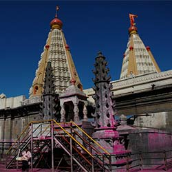 Jyotiba Temple in Kolhapur