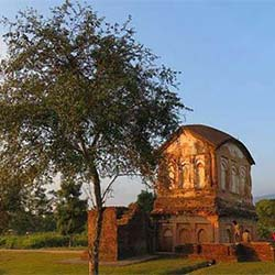 Kachari Fort in Silchar