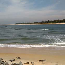 Kadike Beach in Udupi