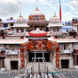 Kaila Devi Temple in Karauli