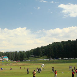 Kalatop Khajjiar Sanctuary in Chamba