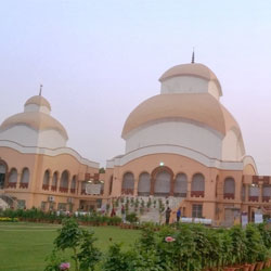 Kali Bari Mandir in New Delhi