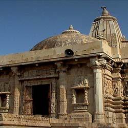 Kalika Mata Temple in Chittorgarh