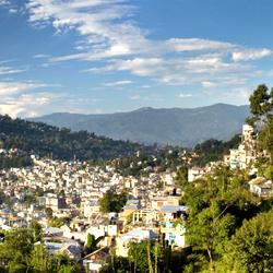 Kalimpong Hills in Kalimpong