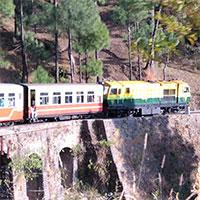 Kalka Shimla Railway in Shimla