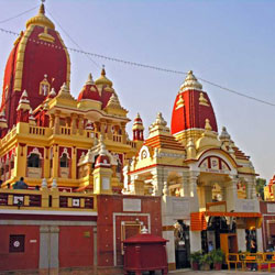 Kalkaji Mandir in Delhi