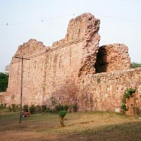 Kalu Saraj Masjid in New Delhi