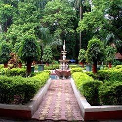 Kamla Nehru Park in Porbandar