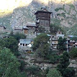 Kamru Fort in Kinnaur