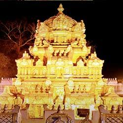 Kanaka Durga Temple in Vijayawada