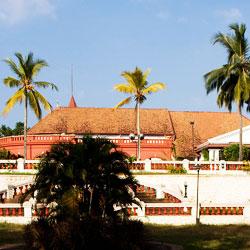 Kanakakkunnu Palace in Thiruvananthapuram