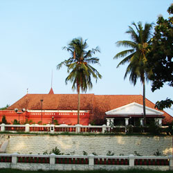 Kanakakunnu Palace in Trivandrum