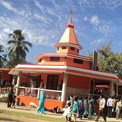 Kancha Kanti Kali Mandir in Silchar
